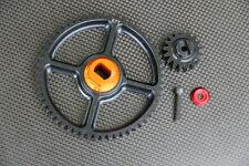 GTB Racing 57th & 17th spur gear set for hpi km rv baja 5b ss 5t 5sc GR046