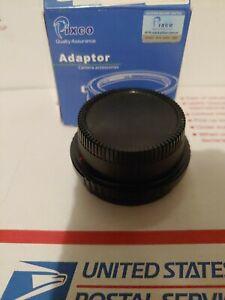 Pixco Adapter Minolta MD-Nik( Glass) Nikon Lens