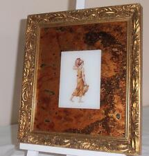 Spa Greco-Roman ... 2 Framed Prints....Gilded and Marble look...from Ecker Shane