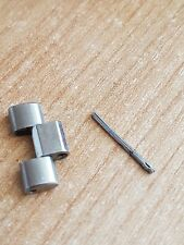 TAG HEUER MIDSIZE 2000 LINK + PIN FIT CLASP BA0309 WK1210, WK1211,WK1212 16mm