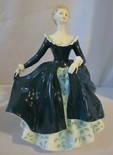 "Royal Doulton ""Janine"" figure Modelled by J Brambly artist signed 1970 HN2461"
