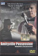 Dvd Video **AMITYVILLE II: THE POSSESSION** regia di Damiano Damiani Nuovo 1983