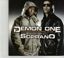 (DP313) Demon One ft Soprano, J'etais Comme Eux - 2008 DJ CD