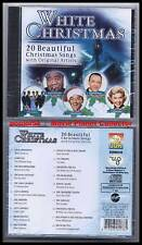 WHITE CHRISTMAS (CD)20 titres Sinatra,Platters2007 NEUF