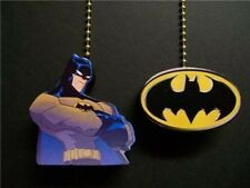 (2) BATMAN CEILING FAN PULL PULLS