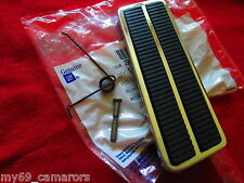 NOS GM Gas Pedal / Trim Set W/ Pin & Pull Back Spring 1967-1981 & Others !