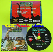 CD VIRTUAL AUDIO PROJECT Jurassic U.P.I DIRECT 2 BRAIN EXPLORA VOYAGER mc (C12)