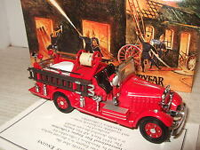 New Rare Matchbox YFE15 Fire Services Vehicle,  1935 Mack AB Fire Engine,