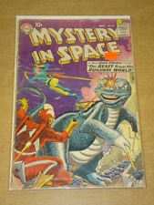 MYSTERY IN SPACE #55 G (2.0) DC COMICS NOVEMBER 1959 < **