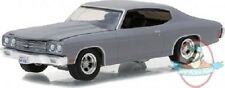 1:64 Gl Muscle Series 17 1970 Chevy Chevelle Ss Greenlight