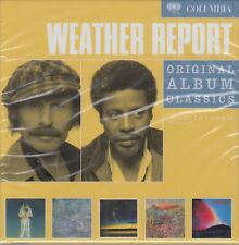 Weather Report / I Sing the Body Electric, Sweetnighter, u.a.  (5 CDs,OVP)