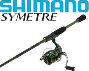 Shimano Symetre 7' Medium Heavy Fast 2-Piece Spinning Combo PSY3000HGFMSYS70MH2