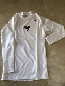 New Tampa Bay Buccaneers Nike On Field Dri-Fit Performance long Sleeve Shirt L
