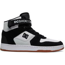 DC Shoes Pensford High Top Black White Hi Top Skate Shoes Trainers Boots 8-15