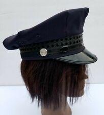 Vintage Retired Philadelphia Policeman Patrolman Police Cop Hat Kay Bee Cap