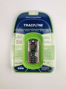 Tracfone Motorola C139 Prepaid Mobile Cell Phone Wireless New Factory sealed Red