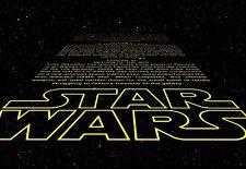 Komar Star Wars Fotomurali 8-487 Intro 368 x 254 cm Immagine Murale con Colla