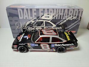 1987 Dale Earnhardt Sr #8 GM Goodwrench Chevy Nova 1:24 NASCAR Action MIB