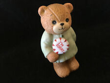 Lucy & Me I'm Sorry Bear Lucy Rigg Enesco 1983