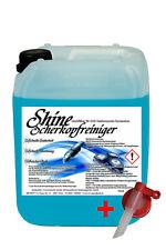 5 Ltr. Scherkopfreiniger Hahn Philips Jet Clean Smart Clean Reinigungsflüssi