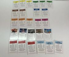 Sesame Street Monopoly Game Pieces Parts For Sale Ebay