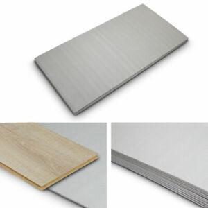 BITUXX Trittschalldämmung 3mm & 5mm Fußboden XPS Dämmunterlage Laminat Parkett