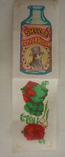 "Vintage SHAKER PEPPER RELISH 4x7"" Needlepoint Kit From Krick Shaker Collection"