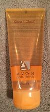 Avon Solution Keep It Clean Vitamin Charged Cleanser B/N Discontinuted Very Rare