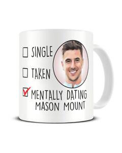 Mason Mount Mug Coffee Cup Gift Ideal for Birthday Christmas for Her Mug Gift