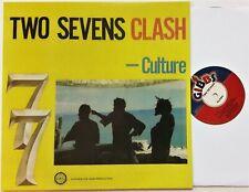 Culture - Two Sevens Clash LP 2011 JA Reissue Joe Gibbs VP4178 NEW Mint
