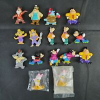 Lot Of 16 1991 Kellog's Disney Figures Pvc Duck Tales Tail Spin Chip N Dale EUC