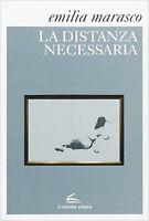 La Distanza Necessaria,Emilia Marasco  ,Il Canneto ,2012