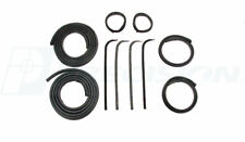 71-72 Ford Truck Door Gaskets & Beltline Molding Channel Weatherstrip Seal Kit