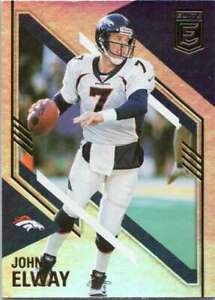 2021 Donruss Elite NFL Football Trading Cards Pick From List