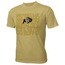 ADIDAS Colorado Buffaloes ncaa Jersey T-Shirt Tee YOUTH KIDS BOYS (s-small)