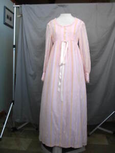Victorian Dress Womens Edwardian Costume Civil War Gown Custom Designed