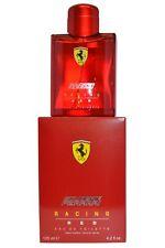 Racing rojo Scuderia Ferrari espray colonia 125ml
