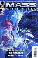 Mass Effect: Invasion #1 VF/NM; Dark Horse | save on shipping - details inside