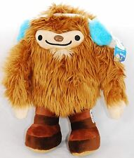 "Vancouver Canada 2010 Olympics Mascot Quatchi Plush Toy 13.5"" NWT"