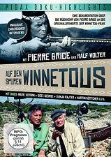 Auf den Spuren Winnetous * DVD Pierre Brice Ralf Wolter Pidax Film Doku Neu