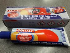 Collall Photo Glue rubbercement 1 x  100ml Tube.