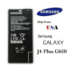 Replacement Li-ion Battery for Samsung Galaxy J4 Plus G610 EB-BG610ABE 3300mAh