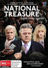 National Treasure DVD - NEW & Sealed ABC BBC TV Drama miniSeries Series 1