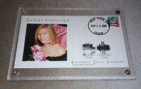 VERY RARE 2000 Barbra Streisand Timeless Final Concerts Commemorative Envelope