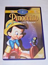 DVD - Pinocchio - Walt Disney Special Edition