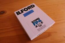 Ilford FP4 Plus 125 film 4x5 - 19 sheets left - exp 06-2021