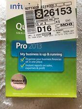 Intuit Quickbooks Pro 2013 Software