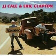 J.J. CALE & ERIC CLAPTON ROAD TO ESCONDIDO CD NEW