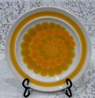 """Vintage Franciscan Earthenware """"Sundance"""" Dinner Plates - Set of 2"""