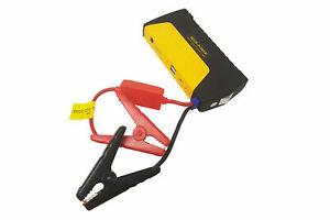 Jump starter avviatore batteria auto caricabatterie portatile emergenza